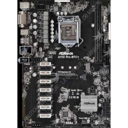Carte mère Asrock H110 Pro BTC+ (socket 1150)