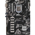 Carte mère Asrock H110 Pro BTC+ (socket 1151)