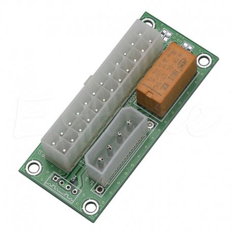 Coupleur d'alimentation (similaire Add2Psu) avec relais
