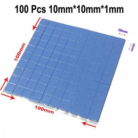 Pad thermique pour GPU 10x10x1